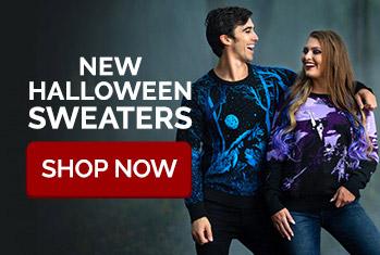 NEW Halloween Sweaters