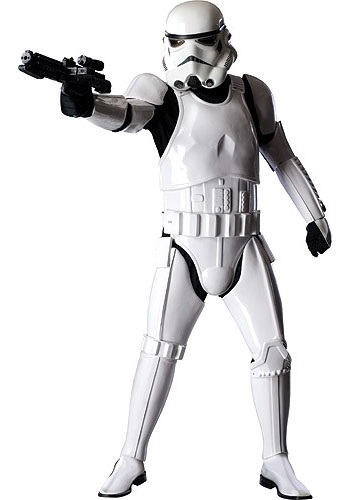 Stormtrooper Authentic Costume