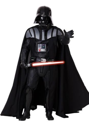 Authentic Darth Vader Costume