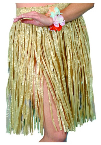 Hawaiian Hula Skirt