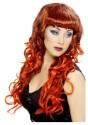 Red Hot Siren Wig