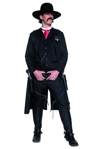 Click Here to buy Mens Western Sheriff Costume from HalloweenCostumes, CDN Funds