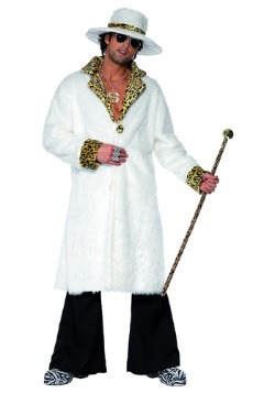 Hustla Pimp Costume