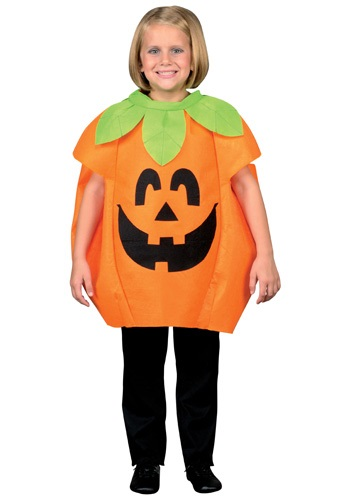 Child Little Pumpkin Costume