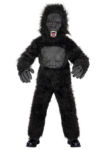 Click Here to buy Kids Gorilla Costume from HalloweenCostumes, CDN Funds & Shipping
