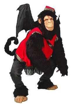 Deluxe Flying Monkey Costume
