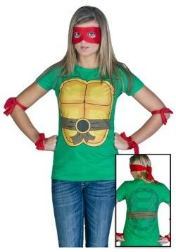 Womens Ninja Turtle T-Shirt