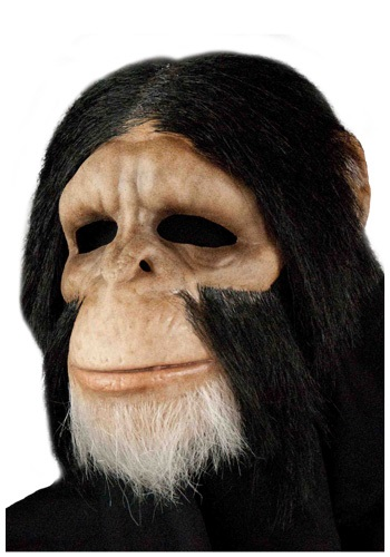 Scary Chimpanzee Mask