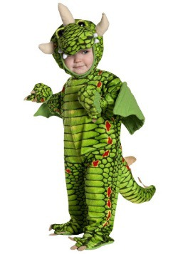 Toddler Dragon Costume