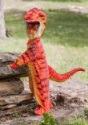 Child Rust T-Rex Costume
