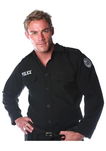 Men's Police Shirt