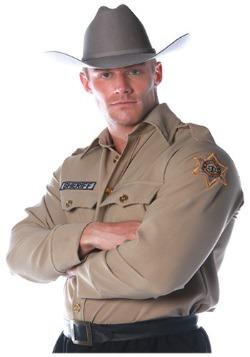 Plus Size Sheriff Shirt