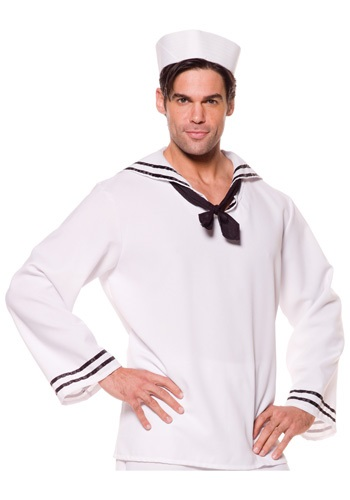 Click Here to buy Sailor Shirt from HalloweenCostumes, CDN Funds & Shipping