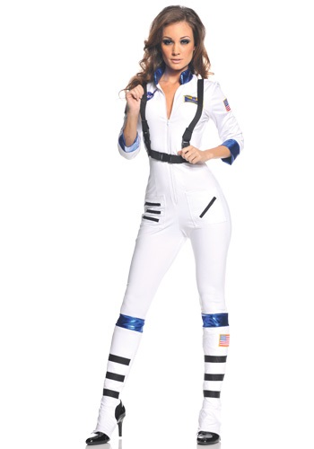 Click Here to buy Sexy Astronaut Costume from HalloweenCostumes, CDN Funds & Shipping