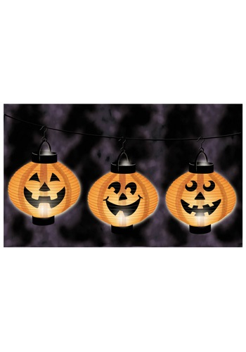 3 Pack Halloween Light Up Lanterns