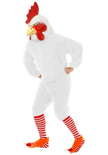 Click Here to buy White Rooster Costume from HalloweenCostumes, CDN Funds & Shipping