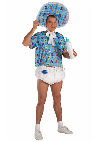 Adult Baby Boomer Costume