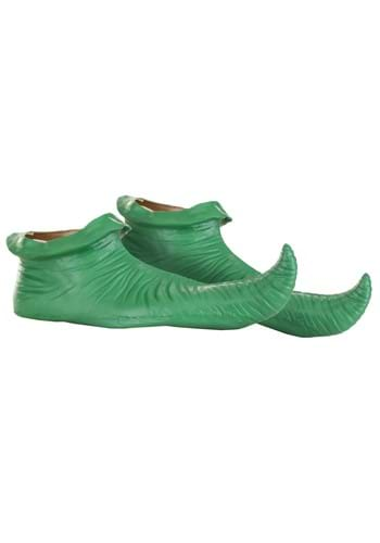 Click Here to buy Green Munchkin Elf Shoe Covers from HalloweenCostumes, CDN Funds & Shipping