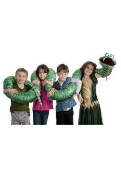 Big Green Snake Arm Puppet
