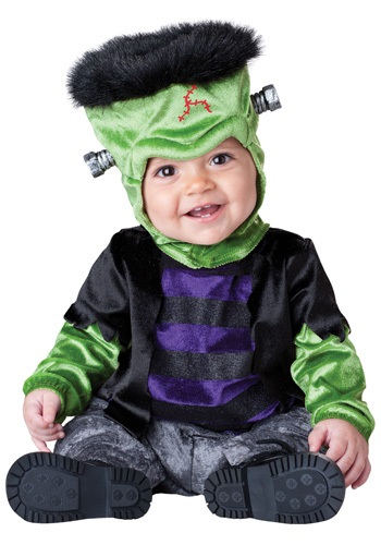 Click Here to buy Baby Monster Boo Costume from HalloweenCostumes, CDN Funds & Shipping