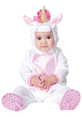 Click Here to buy Baby Magical Unicorn Costume from HalloweenCostumes, CDN Funds & Shipping