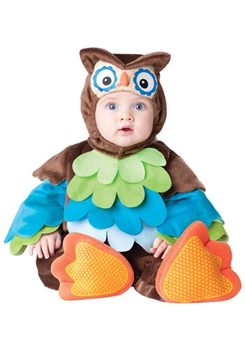Click Here to buy Baby Hoot Owl Costume | Baby Owl Costume | Kids Owl Costume from HalloweenCostumes, CDN Funds & Shipping