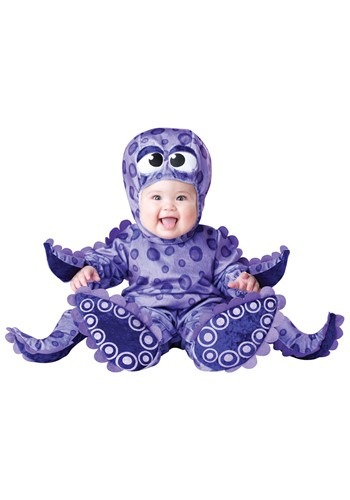 Click Here to buy Tiny Tentacles Octupus Costume from HalloweenCostumes, CDN Funds & Shipping