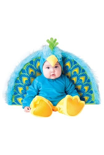 Click Here to buy Baby Precious Peacock Costume from HalloweenCostumes, CDN Funds & Shipping