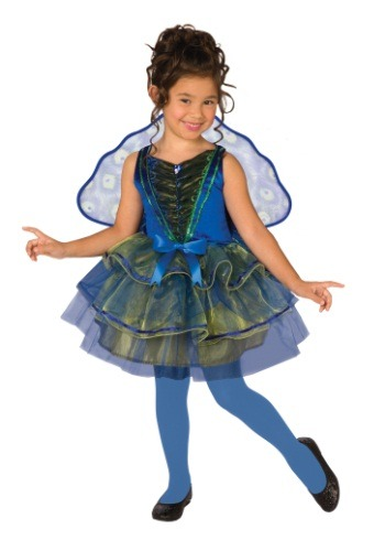 Click Here to buy Kids Peacock Costume from HalloweenCostumes, CDN Funds & Shipping