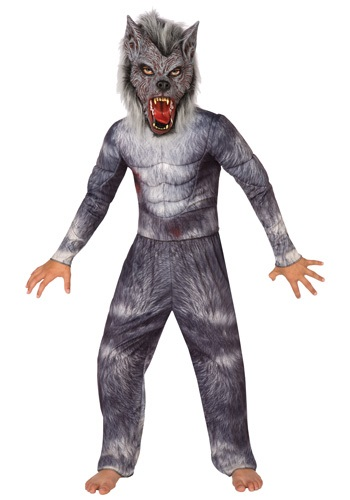 Click Here to buy Boys Werewolf Costume from HalloweenCostumes, CDN Funds & Shipping