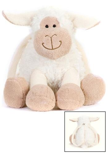 Lamb Handbag - Lil Bo Peep Costume Accessories