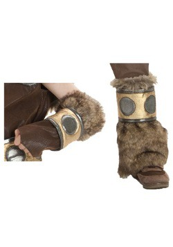 Viking Arm and Leg Warmers Set