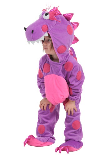 Teagan the Dragon Costume | Toddler Dinosaur Costume