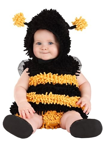 Click Here to buy Baby Stinger Bee Costume from HalloweenCostumes, CDN Funds & Shipping
