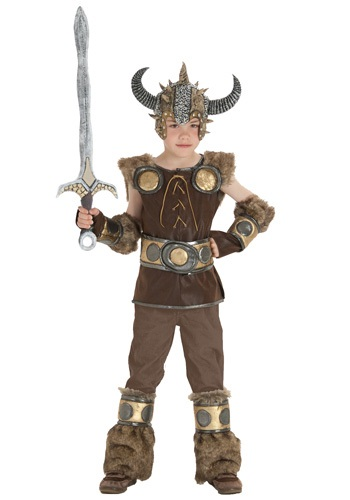 Click Here to buy Viking Boy Costume from HalloweenCostumes, CDN Funds & Shipping