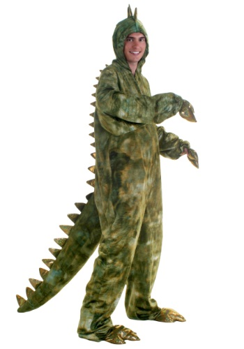 Click Here to buy Adult T-Rex Dinosaur Costume from HalloweenCostumes, CDN Funds & Shipping