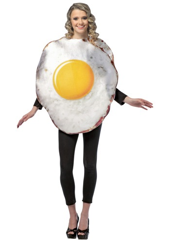 Click Here to buy Egg Costume from HalloweenCostumes, CDN Funds & Shipping