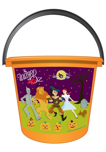 Click Here to buy Wizard of Oz Candy Pail from HalloweenCostumes, CDN Funds & Shipping