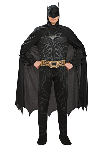 Click Here to buy Dark Knight Rises Batman Costume from HalloweenCostumes, CDN Funds & Shipping