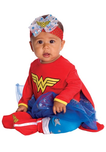 Wonder Woman Infant Romper Costume