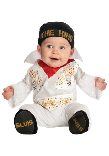 Click Here to buy Elvis Onesie Costume from HalloweenCostumes, CDN Funds