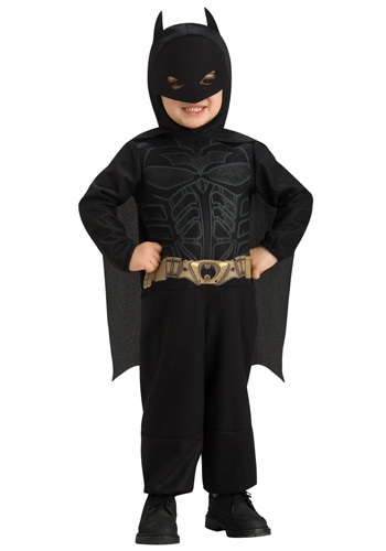 Click Here to buy Toddler Dark Knight Rises Batman Costume from HalloweenCostumes, CDN Funds & Shipping