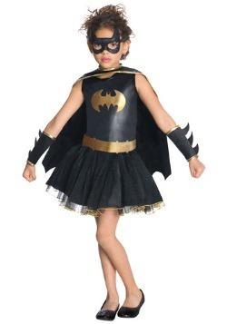 Kids Batgirl Tutu Costume