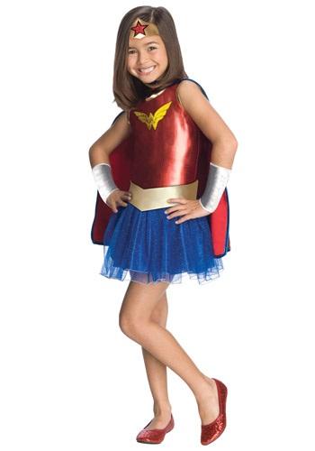 Kids Wonder Woman Tutu Costume