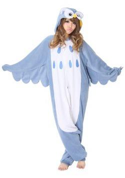 Owl Pajama Costume
