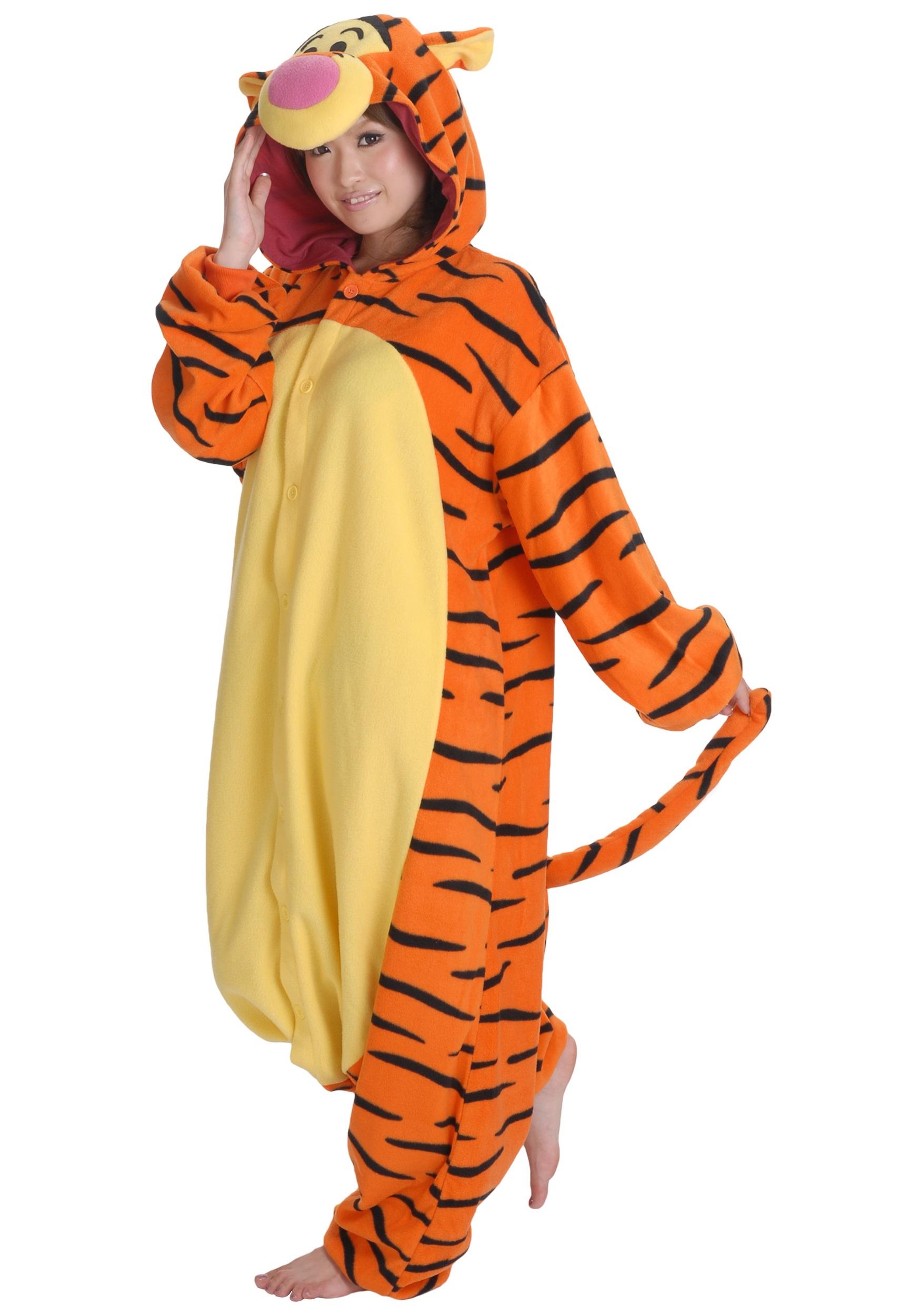 Winnie the Pooh Eeyore Piglet Tigger like Ears Headband Tail Fancy Dress Outfit