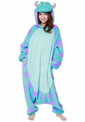Sully Pajama Costume