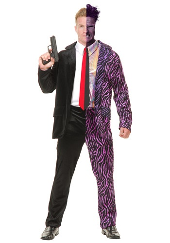 Click Here to buy Split Personality Villain Costume from HalloweenCostumes, CDN Funds & Shipping