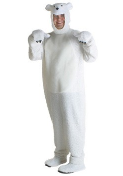 Adult Polar Bear Costume