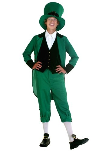 Click Here to buy Teen Leprechaun from HalloweenCostumes, CDN Funds & Shipping